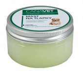 CANAVET mast na tlapky s přísadou Canabis Care Complex 100 ml